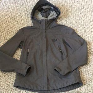 Mountain Hardware soft shell jacket sz S